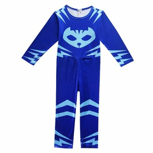 Image 2 - Boys Peter Pan Kids Animal Cosplay Costume Carnival Party Clothes COS Jumpsuits with Mask Superhero Halloween Costumes for Kids