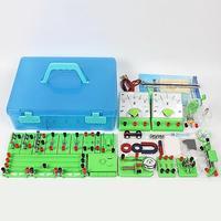 기본 전기 물리학 학습 자기 실험 실험실 전기 회로 자기 실험 키트 중학교