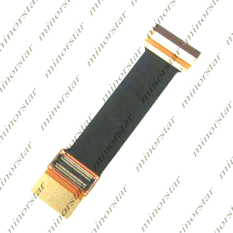 LCD Flex Cable Ribbon Replacement For Samsung D908i D900i Phone