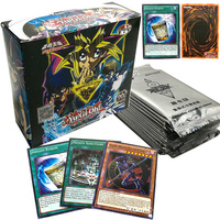 Yu Gi Oh English Table Game Collections Toys 240pcs TCG Yugioh Extension Cards OCG Deck For Children Christmas Gifts