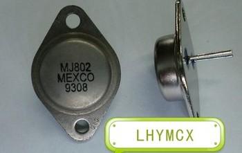 5 uds MJ802 A-3 MJ802G 30A 100V 200W