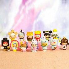 Pop Mart Hele Doos Momiji Pefect Partners Serie Speelgoed Figuur Action Figure Verjaardagscadeau Kid Speelgoed Gratis Verzending