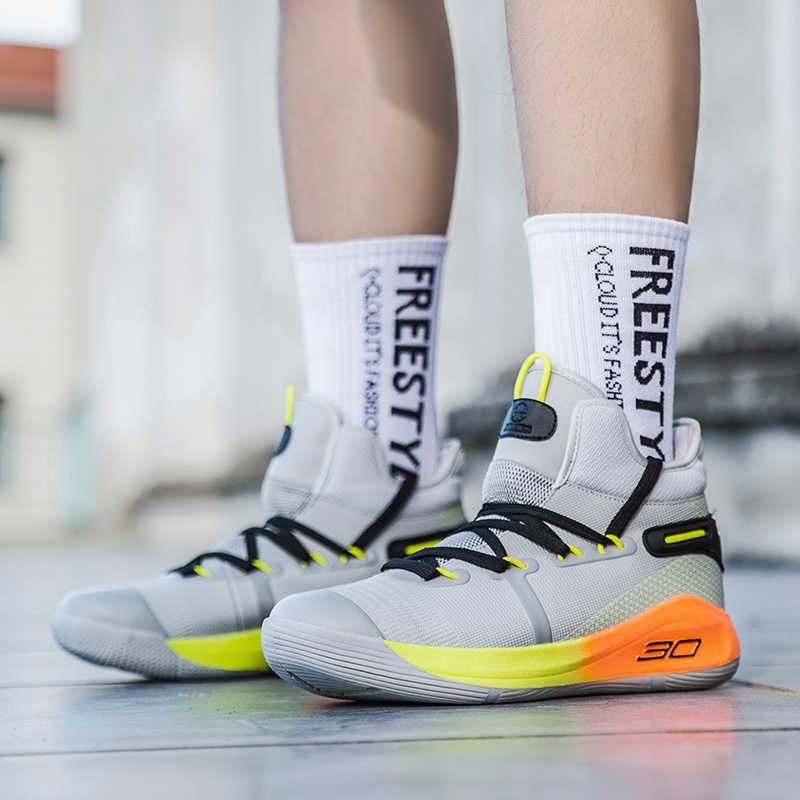 Moipheng kadın tıknaz Sneakers 2019 serin sepet kama ayakkabı siyah Patchwork Unisex yüksek Top sevgilisi ayakkabı boyutu 11 kadın erkek ayakkabısı