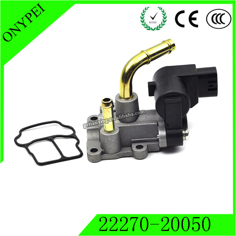 22270-20050 High Quality Idle Air Control Valve For Toyota Highlander Lexus ES300 RX300 3.0L 2227020050