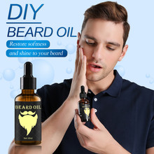 Beard Growth Essential Oil 100% Natural Beard Growth Oil Hair Loss Products For