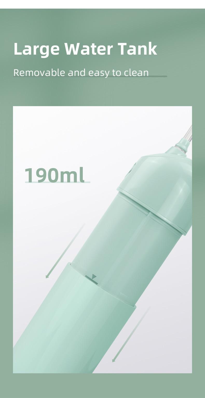 ирригатор для полости рта seago sg-831