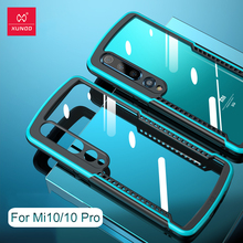 Shookproof Case For Xiaomi Mi 10 10 Pro Case Protective Cover Transparent Bumper Airbag Back Shell For Xiaomi Mi 10 Ultra  Case