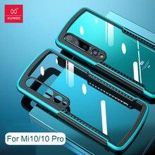 Shookproof מקרה עבור Xiaomi Mi 10 10 פרו מקרה מגן כיסוי שקוף פגוש כרית אוויר חזרה מעטפת לxiaomi Mi 10 ultra מקרה