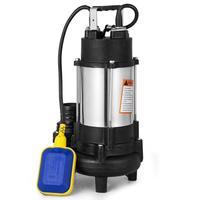 고효율 스테인레스 스틸 펌프 아래 지하 정화조 하수 잠수정 펌프 부동 제어 시스템