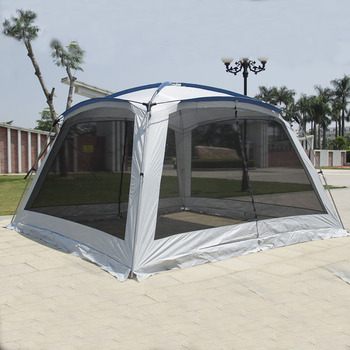 Alltel Ultralarge 5-8 Person 365*365*210CM tienda De fiesta gran Gazebo refugio solar...