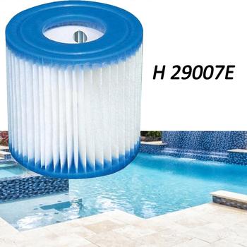Dla Intex typ H wkład do filtra filtr zamienny wkład do filtra do pompy filtr basenowy trwała pompa do basenu wkład do filtra tanie i dobre opinie aiboduo Swimming Pool Filter Cartridge Replacemen Z tworzywa sztucznego