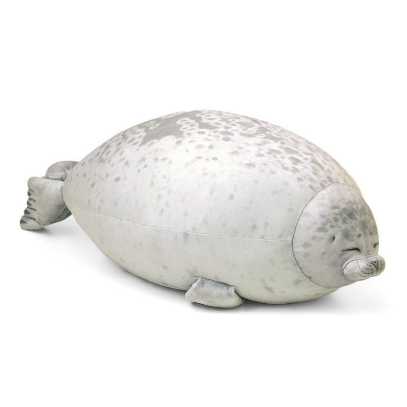 1 шт., мягкий 30-80 см, мягкий морской Лев плюшевый игрушки, морской мир, животные, уплотнение, плюшевая кукла, детская подушка для сна, подарки для девочек
