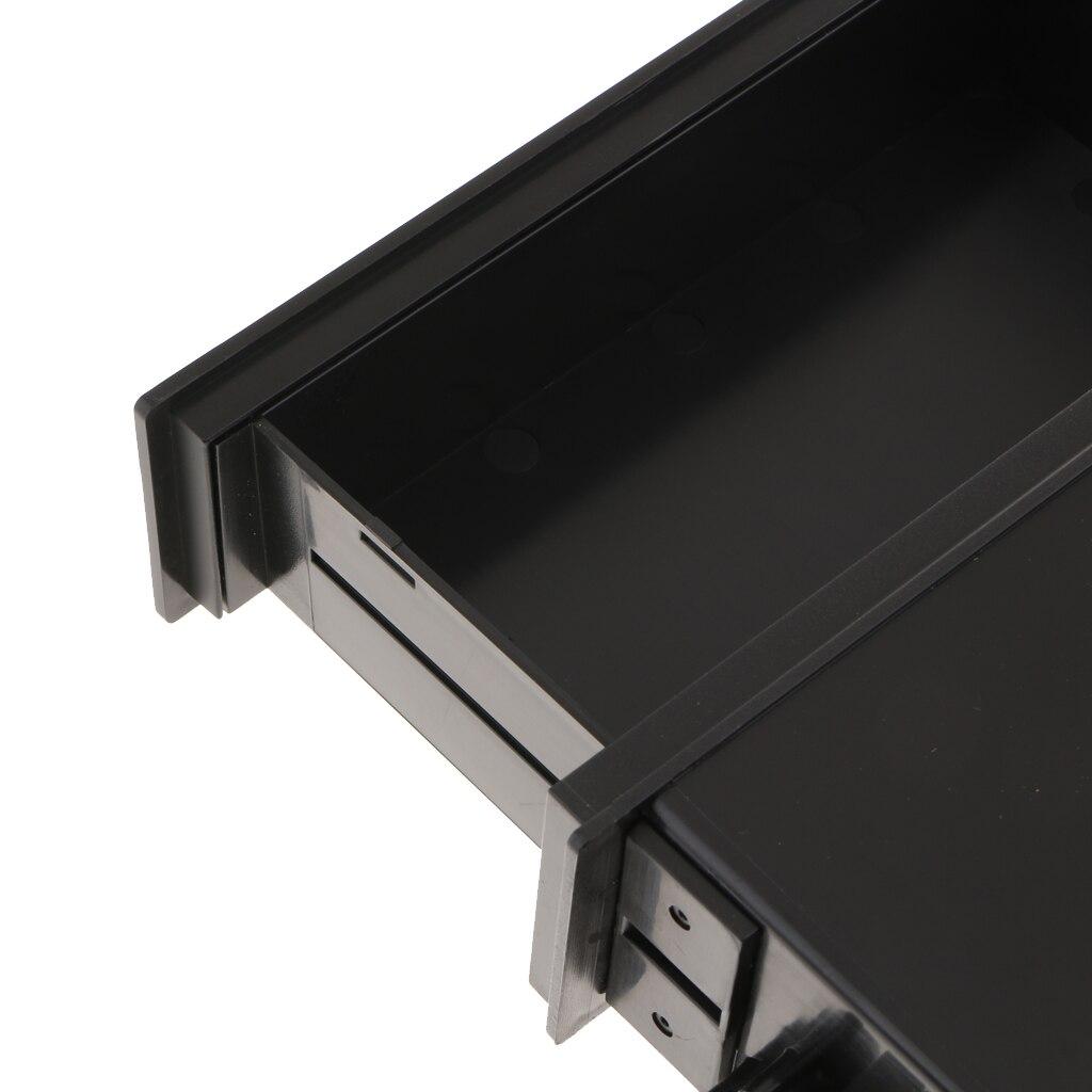Car Stereo Radio Refitting Dashboard Installation Mounting Trim Storage Box Spacer