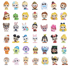 5-20pcs Doorables Series Princess Anna Elsa Olaf Judy Aladdin Cartoon Mini Size Characters Doll Collection Toy Figures Gifts стоимость