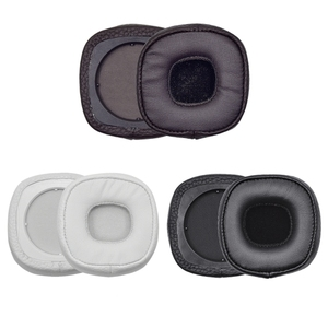 Image 1 - بو الجلود بطانة للأذن رغوة غطاء للأذن وسادة الأذن مع استبدال كليب لسماعات مارشال الكبرى III 3