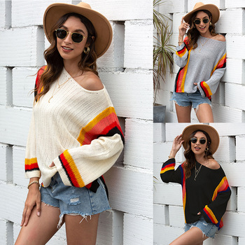 Autumn winter women sweaters and pullovers korean style long sleeve casual crop sweater slim solid knitted jumpers sweater mujer autumn winter women cotton sweaters and pullovers korean style long sleeve o neck casual sweater loose solid knitted pullovers