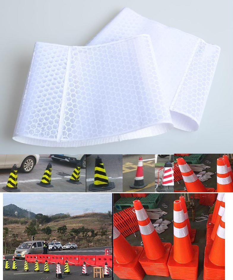 H8b731b5670ab4c3e985cdb4f651ed0a1Z - Road Traffic Safety Protective Reflective Material High Quality PVC Reflective Cover Reflective Safety Warning Signs