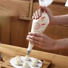 100/200/300 шт одноразовый мешок для теста формочки для выпекания кексов, глазировки с изображением торта Декор кекса сумки Fondant(сахарная) крем торт Кондитерская насадка