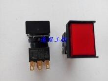 Botão de pressão (removível) A165L-JRA-5D-2