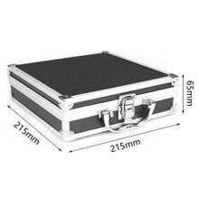 Модуль для хранения инструментов магический реквизит практичный длительного хранения губка внутри дорожная сумка для переноски Органайзер легкий Алюминий сплав футляр для переноски