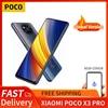 POCO X3 Pro Global Version 8GB+256GB Xiaomi Smartphone Snapdragon 860 120Hz DotDisplay 5160mAh 33W NFC Charge Quad AI Camera 1