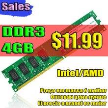 Chipset d'origine utilisé 2 go DDR2 DDR3 PC3 PC2-6400 800MHz 1333Mhz 1600Mhz 4GB 8G RAM de bureau PC DIMM mémoire RAM 240 broches 2g 4g 800