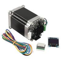 STM32 金属接続メインボードステッピングモータセット 3D プリンタプレートアダプタ失うステップ SERVO57B 閉ループ印刷安定した -