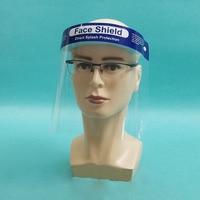3/5/10 stücke Anti-nebel Schutz Maske Hohe-definition Transparent Gesicht Schild Voller Gesicht Splash-proof öl-proof Gesicht Maske LMZ002