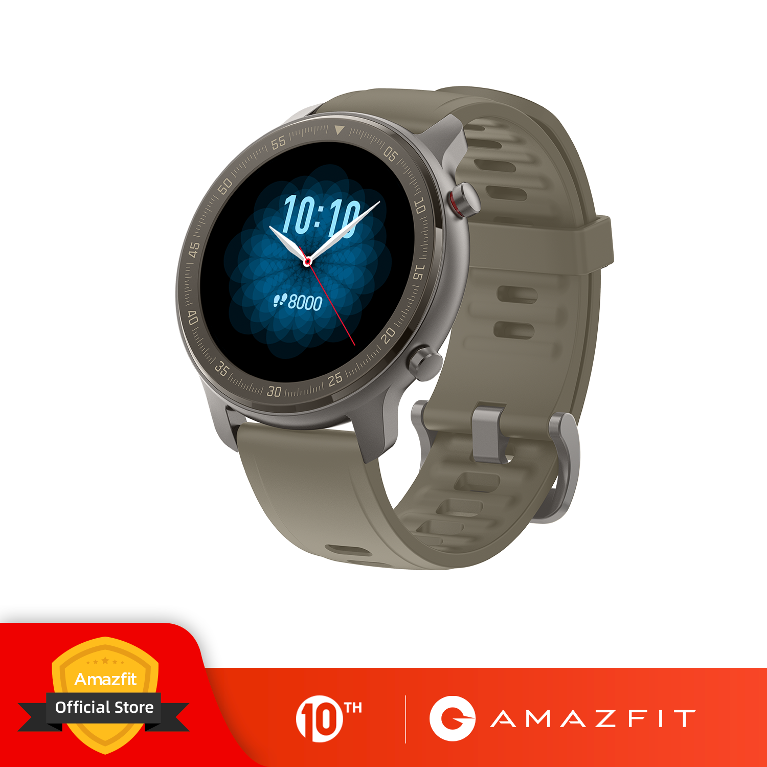Global Version Amazfit GTR 47mm Smart Watch 5ATM New Smartwatch 24Days Battery Music Control For Xiaomi Android IOS Phone|Smart Watches| |  - AliExpress