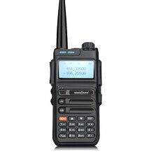 هام راديو VHF UHF تردد الماسح الضوئي SOCOTRAN UV5F زائد ثنائي النطاق 5 واط لاسلكي تخاطب الماسح الضوئي راديو
