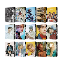 KPOP GOT7 Album Self Made Paper Lomo Card Photo Poster Photocard Fans Gift Collection