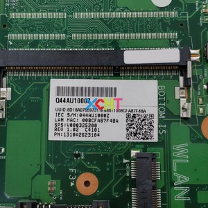 Image 3 - V000325200 w N2830 2.17GHz CPU for Toshiba Satellite C50 C55 C55 A Series Notebook PC Motherboard Mainboard Tested