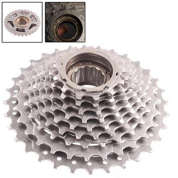 Mtb Bike 9 prędkości spiralne koła zamachowe śruby ze stopu stali gwint wolny 13t/14t/15t/17t/19t/21t/24t/28t/32t koła zębate części rowerowe