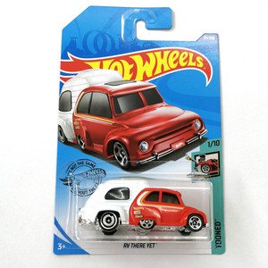 2020-37 Hot Wheels 1:64 Car RV THERE YET Metal Diecast Model Car Kids Toys Gift(China)