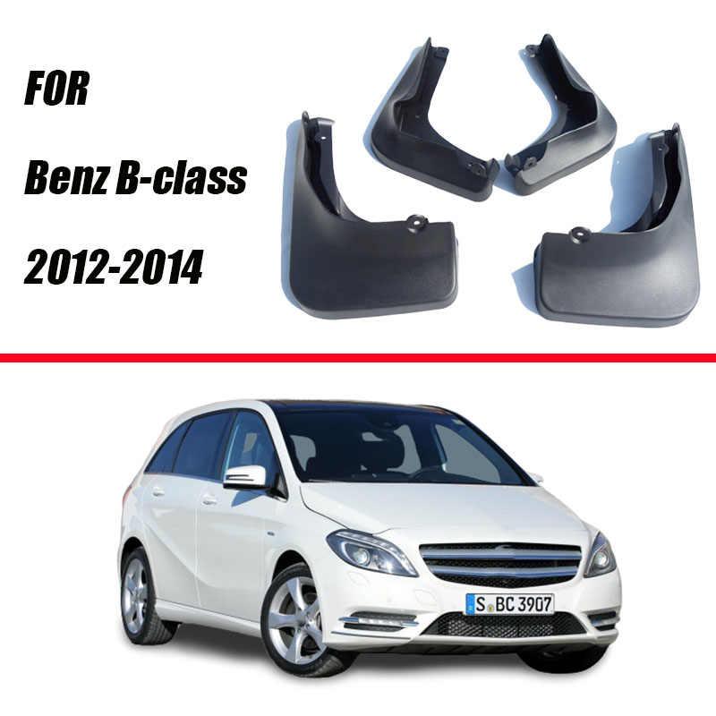 w245 VAN WEZEL Garde-boue 3045657 Mercedes-Benz B-CLASS