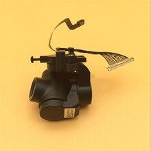 ل DJI Mavic الهواء بدون طيار الأصلي Gimbal مع كاميرا خط إشارة شريط مرن كابل إصلاح أجزاء
