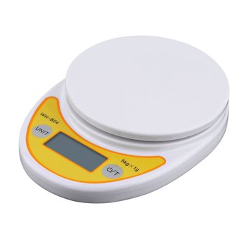 WH-B04 5kg/1g LCD Display Digital Electronic weight Home Kitchen Scale for Food Balance Weighing scales