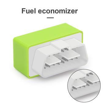 Paliwa bezpiecznie ze ECO OBD2 pełny układ Hho Generator skrzynka do strojenia Eco OBD2 klasy ekonomicznej układu skrzynka do strojenia samochodowy system OBD Saver tanie i dobre opinie Goxfaca Fuel Saver
