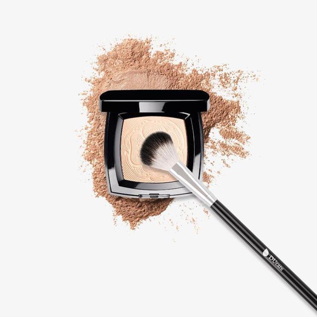 DUcare 1pcs Makeup Brushes Top Goat Hair Blender Contour Highlighter Make Up Brush 6