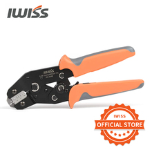 IWISS SN 2549 Crimping Tools for XH2.54/Dupont 2.54/2.8/3.0/3.96/4.8/KF2510/JST Terminal Connector Crimper Plier