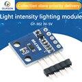 GY-302 BH1750 BH1750FVI модуль интенсивности света освещения 3V-5V