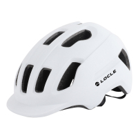 LOCLE Bicycle Helmet Ultralight Cycling Helmet Casco Ciclismo Integrally-molded Bike Helmet Road Mountain MTB Helmet 57-62cm