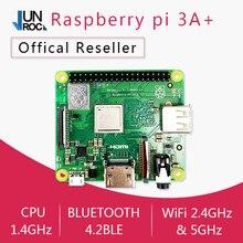 Raspberry pi 3 modelo a + plus pi 3a + com 2.4g & 5g wifi 4.2 bluetooth 4 núcleo 1.4g cpu