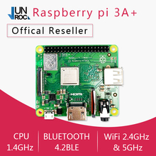 Raspberry Pi 3 Model Een + Plus Pi 3A + Met 2.4G & 5G Wifi 4.2 Bluetooth 4 core 1.4G Cpu