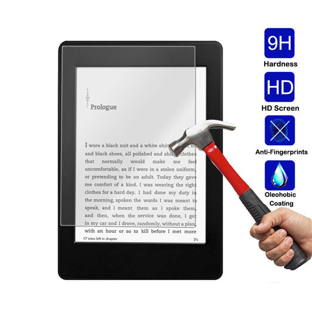 Clear Tempered Glass Film Screen Protector For Amazon Kindle Paperwhite 1/2/3