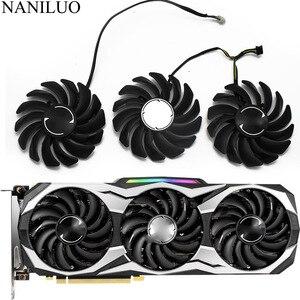 Оригинальный PLD09210B12HH DC12V 0.40A RTX2070 RTX2080 для MSI GeForce RTX 2070 2080 2080 Ti 11GB DUKE OC V1 вентилятор видеокарты