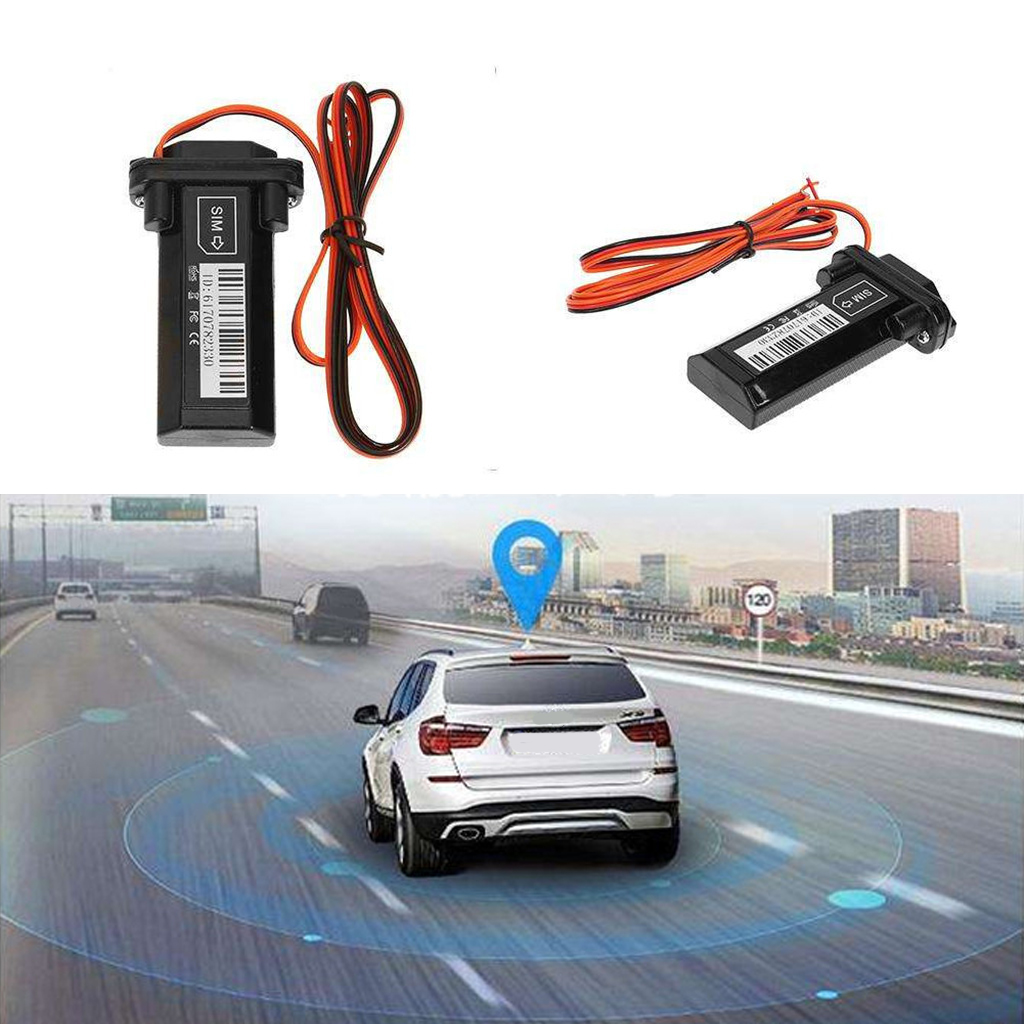 Car GPS/AGPS Tracker Real Time GPS/GPRS Tracker Anti Theft Alarm Tracking Device For Motorcycle Truck RV Boat Yacht Trailer 3G