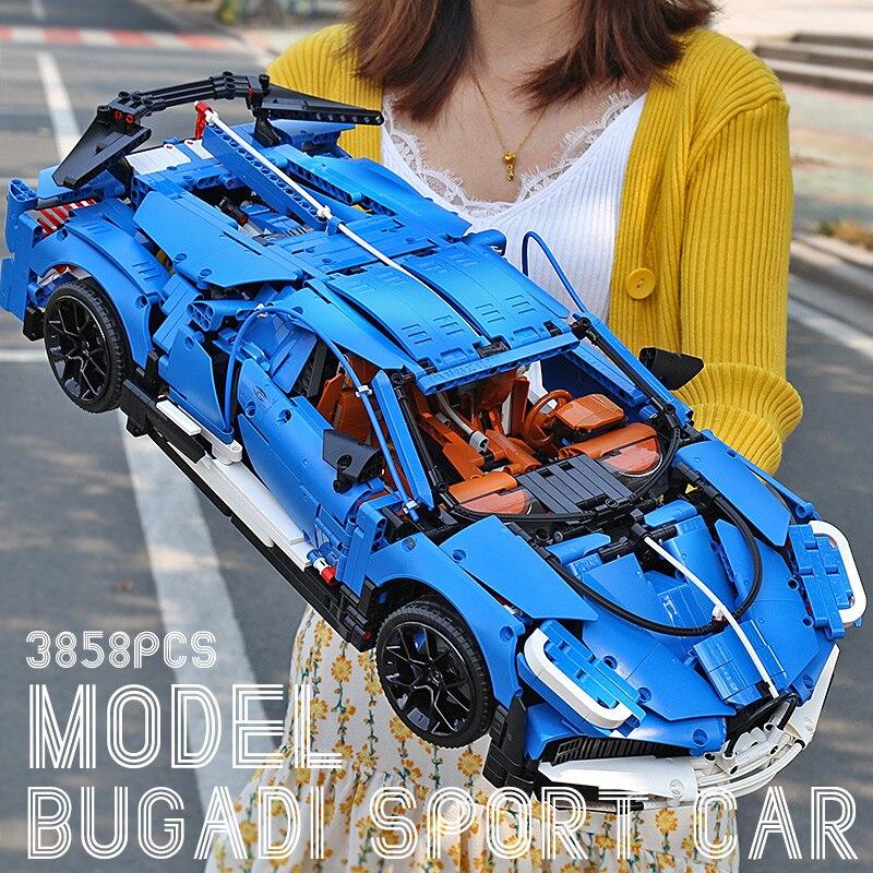 moc tecnica carro serie supercar bugattis modelo 01