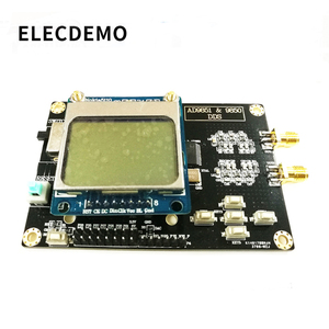Image 1 - DDS function signal generator module AD9851 Send program Compatible with 9850 with Nokia5110 Function demo Board