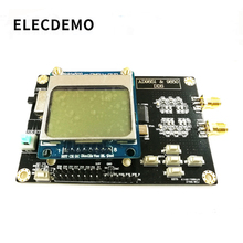 DDS funktion signal generator modul AD9851 Senden programm Kompatibel mit 9850 mit Nokia5110 Funktion demo Board